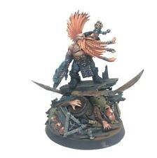 Gotrek Gurnisson Fully Pro Painted Warhammer Games Workshop Age Of Sigmar