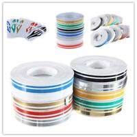 Double Line Stripe Tape Pinstriping Pin Stripes Car Styling Decal Vinyl Stickers