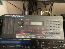 Roland D-05 Boutique Synth + Power Cable - Mint Condition - Virtually Unused
