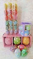 Lot of 30 Various Designer Easter Eggs - All Sets Are NIB
