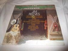 JIM REEVES-HISTORY OF COUNTRY MUSIC PRESENTS-RADIANT RRC2002 NO BC NEW SEALED LP