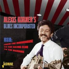 Alexis Korner Blues Incorporated-from the Roundhouse to the, CD NUOVO