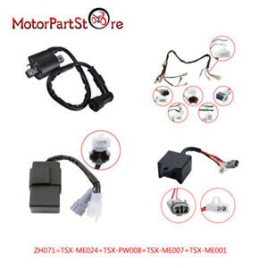 WIRELOOM WIRE HARNESS IGNITION CDI CONTROL UNIT COIL For YAMAHA PW50 PY50 BIKE