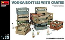 MiniArt 35577 1:35th scale Vodka Bottles with Crates