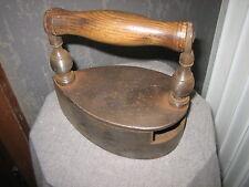 FER A REPASSER  ANCIEN GOUTTE D EAU   FRANCE 1800