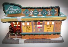 Vintage Retroville Workbench Collection Albert's Grocery Store - 2005 Series