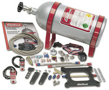 Nitrous Oxide Injection System Kit-Performer Edelbrock 70001