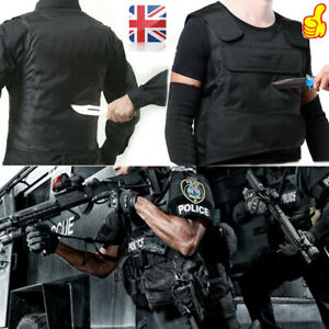 Stab-proof Vest/Steel Plates/Anti Knife StabProof Body Armour Security Jacket