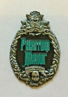 Disney Pin Badge DLP - Phantom Manor Logo