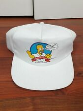 Vintage homer Simpson hat atomic dad come back here you little  the Simpson's