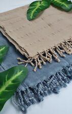"Extra Large Beach Pool 100% Turkish Cotton Towel 37x75"" Beach,Spa towel blanket"