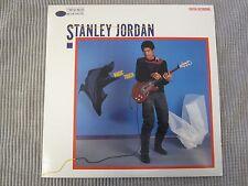 STANLEY JORDAN ~ MAGIC TOUCH  VINYL RECORD LP / 1985 JAZZ GUITAR