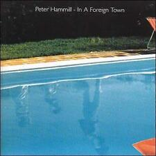 In a Foreign Town by Peter Hammill (CD, Oct-1995, Fie)