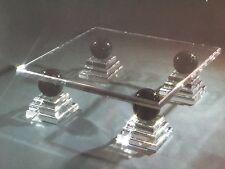 Free Luxusdesign Marmor Acryl Plexi Massiv Tisch Couchtisch Plexiglas With  Plexiglas Tisch