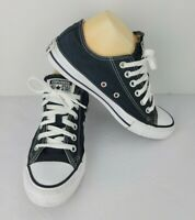 Converse All Star Chuck Taylor Unisex Canvas Low Top Shoes Mens 5 Womens 7 Black