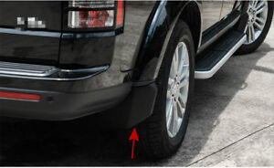 For Land Rover Discovery 4 LR4 2010-2016 Molded Splash Guards Mud Flaps Trim  4*