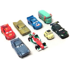 Disney Pixar Movies CARS Original Character Die Cast figure toy lot
