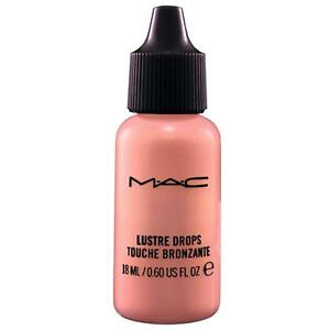 MAC Cosmetics Lustre Drops Cheek Accent PINK REBEL Discontinued NIB Full SIze