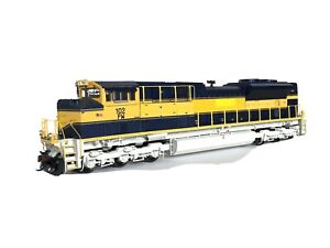 "ATHEARN GENESIS G68372 HO PROVIDENCE & WORCESTER ""P&W"" SD70M-2  DCC & SOUND"