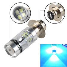100W For Honda TRX200 FourTrax 200 TRX200D TRX200SX LED Headlight Bulbs Kit Blue