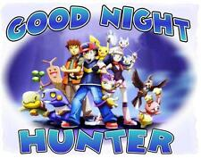 "POKEMON CHARACTERS Personalized PILLOWCASE ""Good Night"" Any NAME Printed"