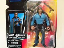 STAR WARS - THE POWER OF THE FORCE - LANDO CALRISSIAN / HEAVY RIFLE / BLASTER