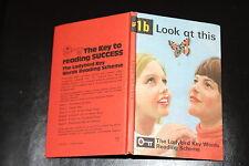 Ladybird Key Words  Reading Scheme Peter & Jane 1b Look at this 24p