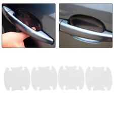 4x Universal CAR Door Handle Protector Film Scratch Paint Protect Vinyl Sticker