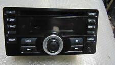 Radio with CD - Alpine 8701A556 - MFMU402A Fiat Fullback - Mitsubishi L200