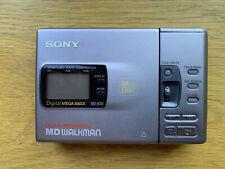 Lecteur enregistreur Minidisc Sony MZ-R30 sans accessoires