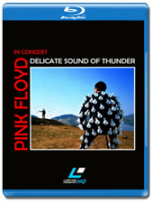 Pink Floyd - Delicate Sound of Thunder Blu-ray