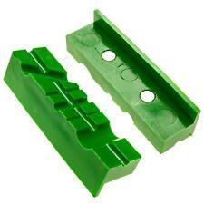 Vise Soft Jaws / Vice Jaw Pads - Magnetico - Longitud De 4.5 Pulgadas, Diseno...