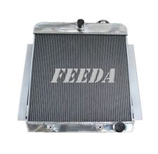 New Aluminum Radiator for CHEVY PICKUP TRUCK 1955-1959 Automatic