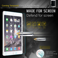 "Tempered Glass Screen Protector for Apple iPad 9.7"" 11"" 2018 2017 Air Mini 4 Pro"