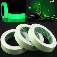 10M Luminous Tape Self-adhesive Glow In The Dark Stage Sticker Home Decor US