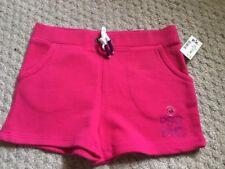 p.s. Aeropostale Girls  Fuscia   Knit Solid Shorts  size 10