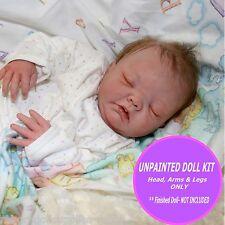 REBORN KIT ~ Soft Vinyl doll kit to make your own baby Sweet Avery Kit unpainted
