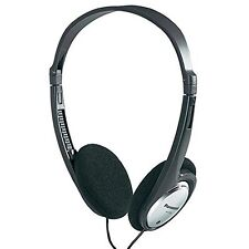 Komfortabler Panasonic Kopfhörer mit XBS Bass-System Silber für MP3-Player NEU