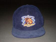 Vintage Unworn 1980s Joe Camel Corduroy Hat Snapback Cigarettes Nos 80s