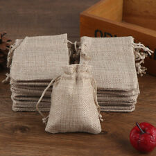 50x Bag Bag Jewelry Bag Jute Velours Cord Bag Small ~ii