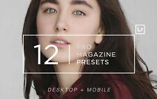 Pro Magazine Lightroom Presets! Delivery in under 6 hours