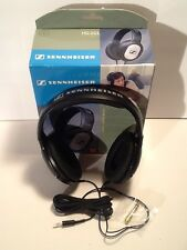 Sennheiser HD201 Headphones Powerful Sound Experience HD-201 Factory Pkg GENUINE