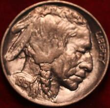 Uncirculated 1915-D Denver Mint Buffalo Nickel