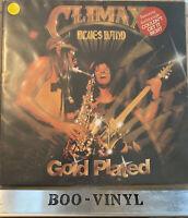 Climax Blues Band Gold Plated BTM Records BTM 1009 G/FUK Vinyl LP Album  Vg+