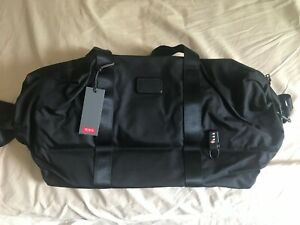 Tumi Alpha 2 Small Soft Travel Satchel (new with tags)