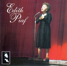 EDITH PIAF : BEST OF EDITH PIAF / CD