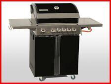 Coobinox Edelstahl Gasgrill 4 Brenner PIANO S Griller BBQ Außenküche Kitchen