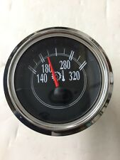 BEEDE OIL TEMP GAUGE~DIESEL MOTORHOME~MONACO~944692~320 degree TRANSMISSION TEMP