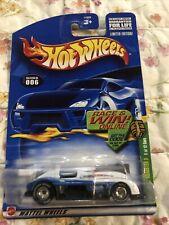Hot Wheels Super Treasure Hunt 2 Car Lot Panoz LMP-1 & Shoe Box
