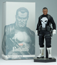 Mike Zeck Signed The Punisher Sideshow Sixth Scale Marvel Comics Action Figure